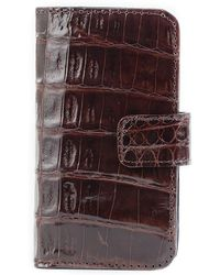 Anne Sisteron - Crocodile Iphone 6 Case - Lyst