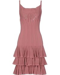 Alaïa | Short Dress | Lyst