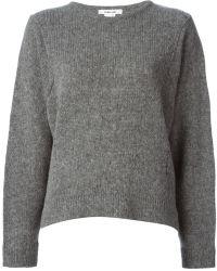 Helmut Lang Lofty Sweater - Lyst