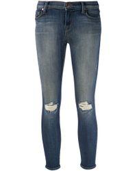 J Brand 'Misfit' Jeans - Lyst