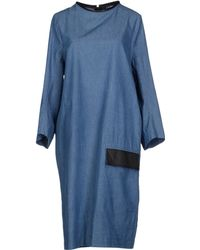 Damir Doma Kneelength Dress - Lyst