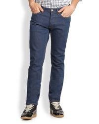 Marc By Marc Jacobs Straight-Leg Jeans - Lyst