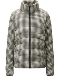 Uniqlo Women Ultra Light Down Printed Jacket - Lyst
