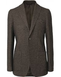 Jules B - Dogtooth Jacket - Lyst