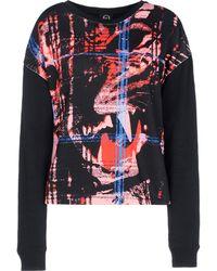 McQ by Alexander McQueen Pink Sweatshirt - Lyst