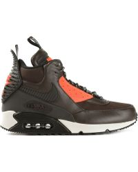 Nike Air Max 90 Sneakerboot Winter - Lyst