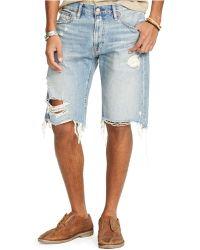 Denim & Supply Ralph Lauren - Straight-fit Kingwood Shorts - Lyst