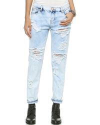 One Teaspoon Anarchy Awesome Baggies Jeans  - Lyst
