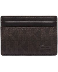 Michael Kors Jet Set Logo Card Case - Lyst