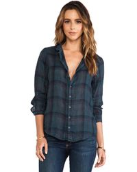 Cp Shades Sophie Button Down - Lyst