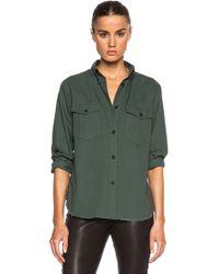 Isabel Marant Bastien Easy Shirt - Lyst