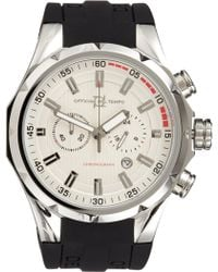 Officina Del Tempo - Sail Crono Index Watch - Lyst