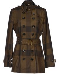 Burberry Brit Full-length Jacket - Lyst