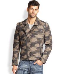 PRPS Camo Jacket - Lyst