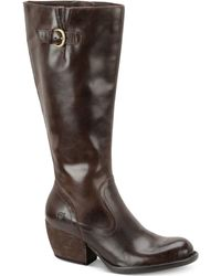 Born - Freeda Tall Boots - Lyst