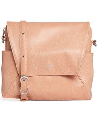 Matt & Nat Minka Simple Flap Over Cross Body Bag - Lyst