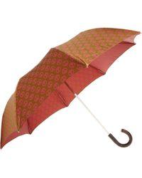 Barneys New York - Peace Sign Folding Umbrella - Lyst