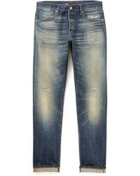 3x1 M5 Slim Fit Jeans - Lyst