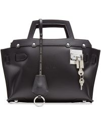 Golden Goose Deluxe Brand Carla Baby Mini Leather Bag - Lyst