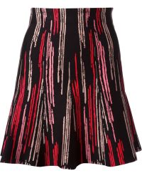 Issa Maisie Flared Skirt - Lyst
