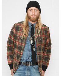 Denim & Supply Ralph Lauren Quilted Lightweight Jacket - Lyst