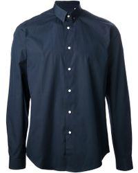 Mr Start - Pin Collar Shirt - Lyst