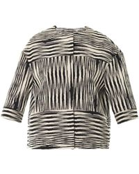 Matthew Williamson Patchwork Ikat Weave Jacket - Lyst