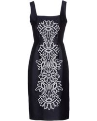 Tory Burch Knee-Length Dress - Lyst