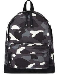 A Bathing Ape - City Camouflage Medium Backpack - Lyst