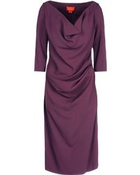 Vivienne Westwood Red Label 3/4 Length Dress - Lyst