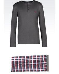 Emporio Armani | Pyjama | Lyst