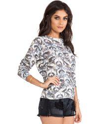 All Things Fabulous - Raccoon Cozy Sweatshirt - Lyst