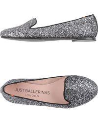 Just Ballerinas - Moccasins - Lyst