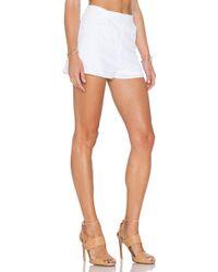 Lucca Couture - High Waist Short - Lyst
