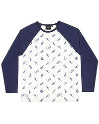 Wesc The Birds And Ammo Ls Tee - Lyst
