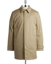 Michael Kors Goshen Trenchcoat - Lyst