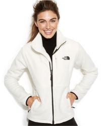 The North Face Denali Fleece Jacket - Lyst