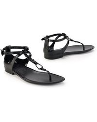 Ralph Lauren Collection Jelly Karly Sandal - Lyst
