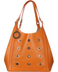 Guess Leather Bag 026 Hwcant - Lyst
