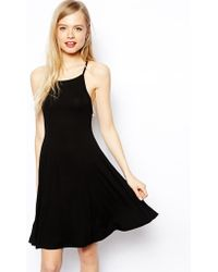 Asos Sundress with Strappy Back - Lyst