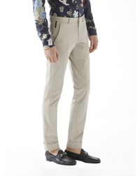 Gucci Stretch Gabardine Riding Pants - Lyst