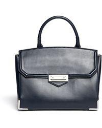 Alexander Wang 'Marion' Large Prisma Leather Shoulder Bag - Lyst