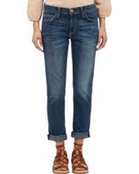 Current/Elliott The Fling Jeans - Lyst