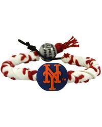 Game Wear - New York Mets Frozen Rope Bracelet - Lyst