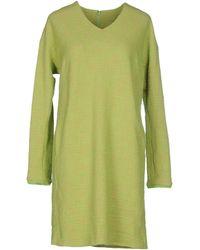 HaaT - Short Dress - Lyst