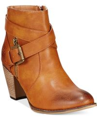 Dirty Laundry | Dallas Booties | Lyst