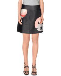 Alexander McQueen | Mini Skirt | Lyst