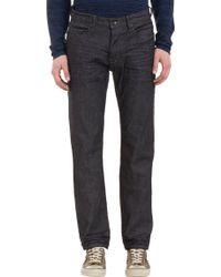 John Varvatos Bowery Jeans - Lyst