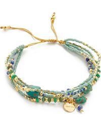 Chan Luu - Layered Bracelet - Lyst