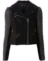 Yigal Azrouel Zipper Jacket - Lyst